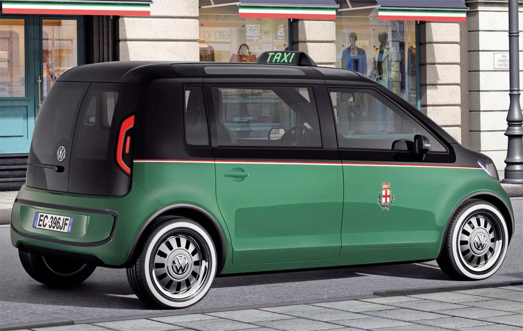 Volkswagen Milano Taxi Photo 9 8005