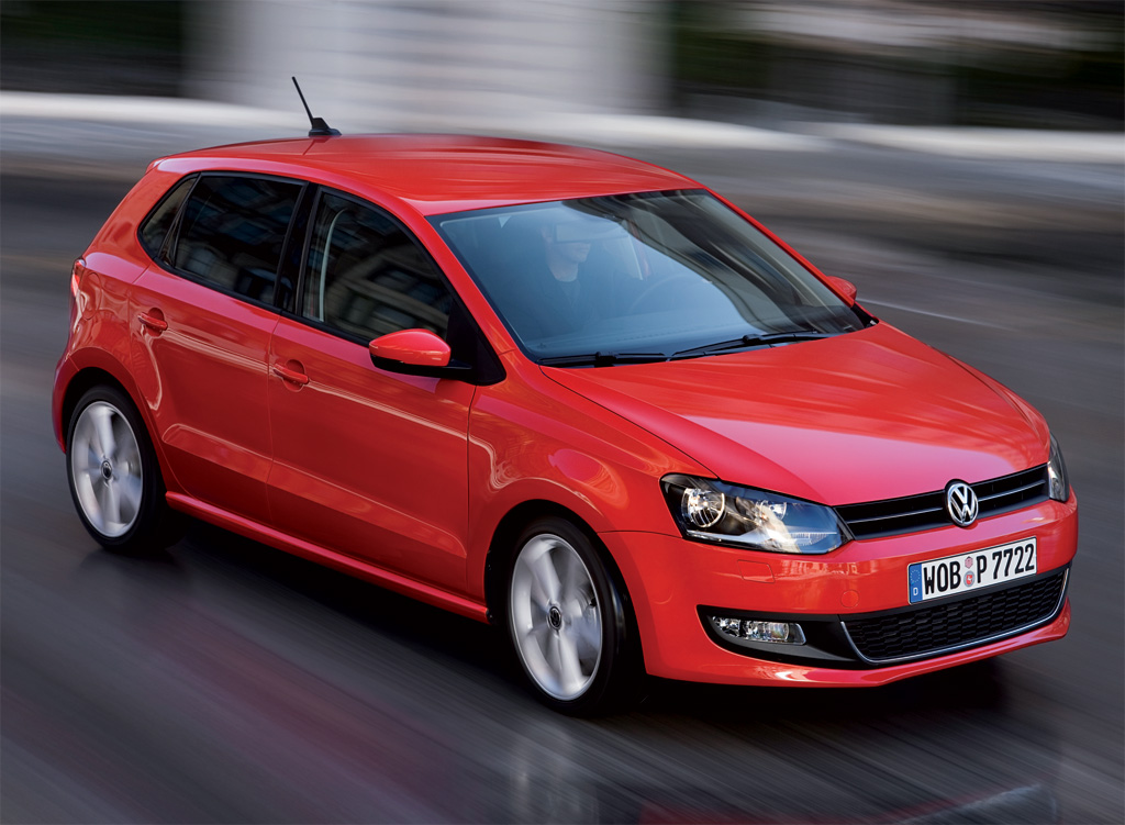 volkswagen polo v photo 5 5462