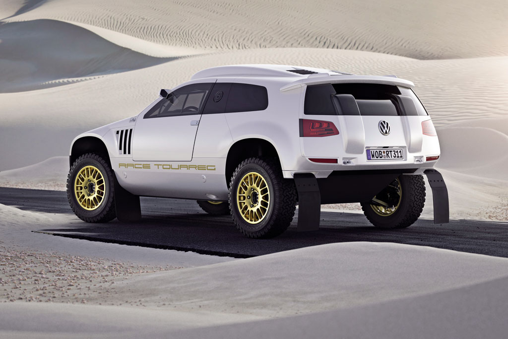 Back to Volkswagen Race Touareg Qatar Gallery