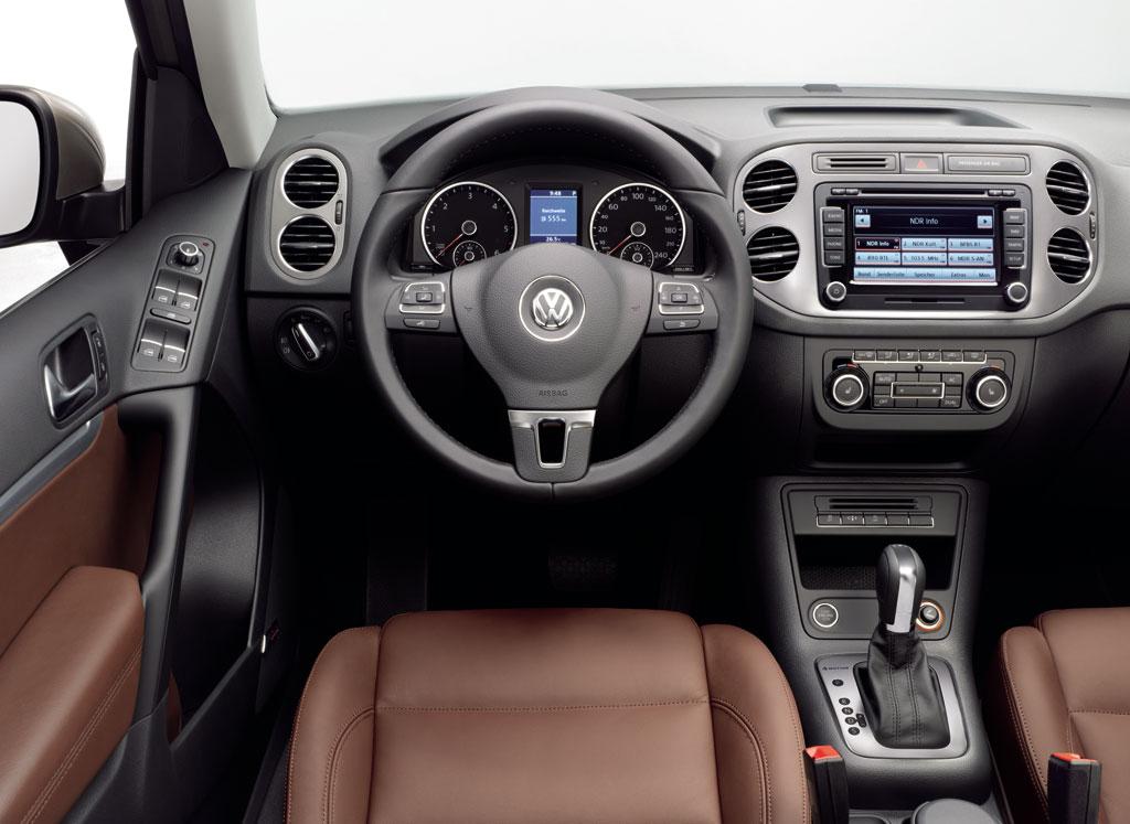 Volkswagen tiguan facelift photo 6 10463 for Interieur sport golf
