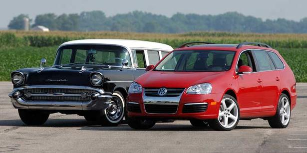 Volkswagen Jetta Sportwagon
