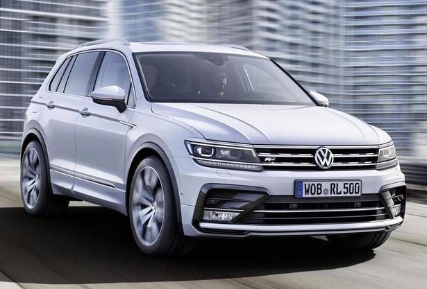 Volkswagen Tiguan Engines Specs Equipment