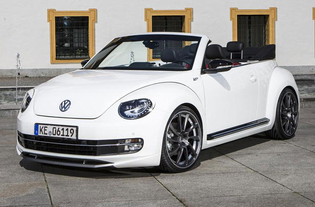 2013 volkswagen beetle powerkit and body kit by abt. Black Bedroom Furniture Sets. Home Design Ideas