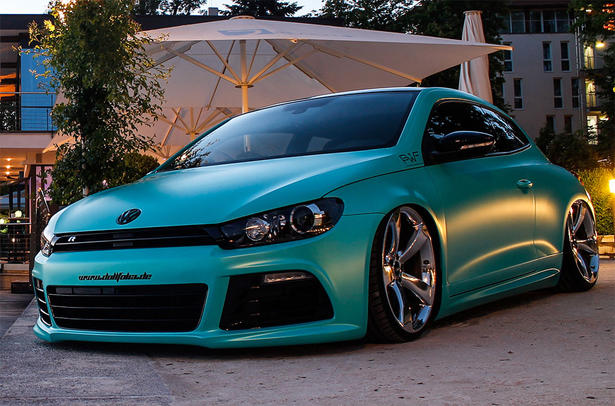 volkswagen scirocco r powerkit and body kit by bruxsafol. Black Bedroom Furniture Sets. Home Design Ideas
