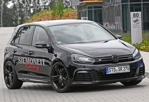 Siemoneit Volkswagen Golf R20 on acura parts
