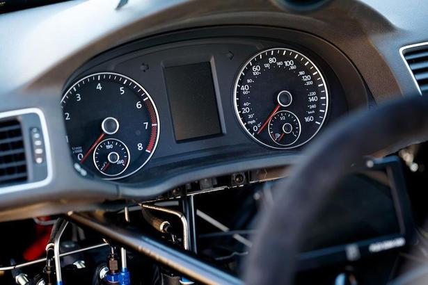 Tanner Foust Reveals 900 Hp Volkswagen Passat