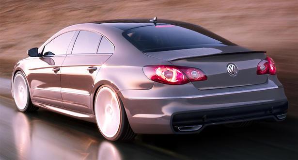 Volkswagen Cc Performance