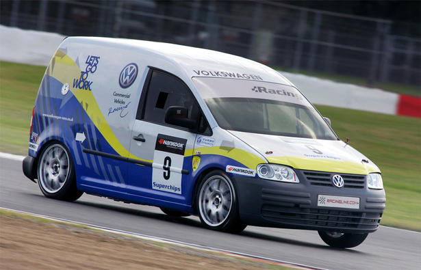 Volkswagen Caddy Racing