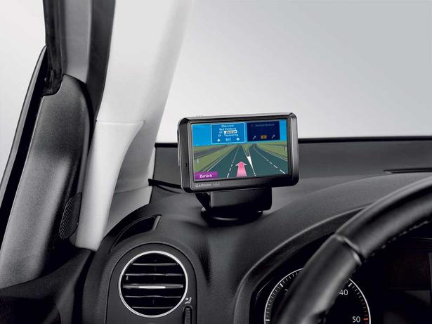 Volkswagen Click Ride portable navigation