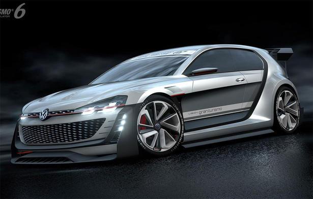 volkswagen gti supersport vision gran turismo for gt6. Black Bedroom Furniture Sets. Home Design Ideas