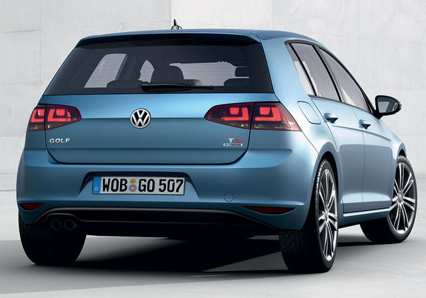 volkswagen golf vii. Black Bedroom Furniture Sets. Home Design Ideas