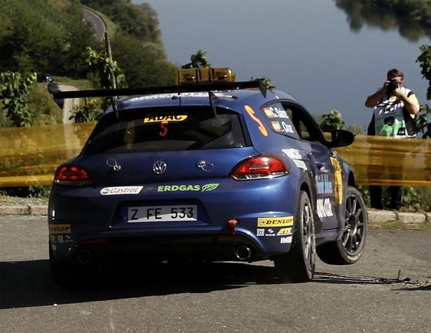 volkswagen scirocco rally car