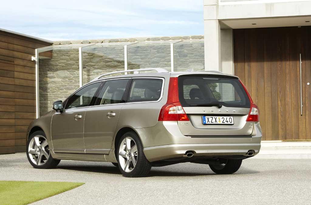 2008 Volvo V70 Photo 18 5896