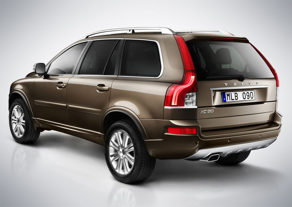 2012 volvo xc90 photo 2 11582. Black Bedroom Furniture Sets. Home Design Ideas