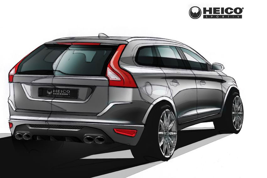 2013 heico volvo xc60 photo 4 13347. Black Bedroom Furniture Sets. Home Design Ideas