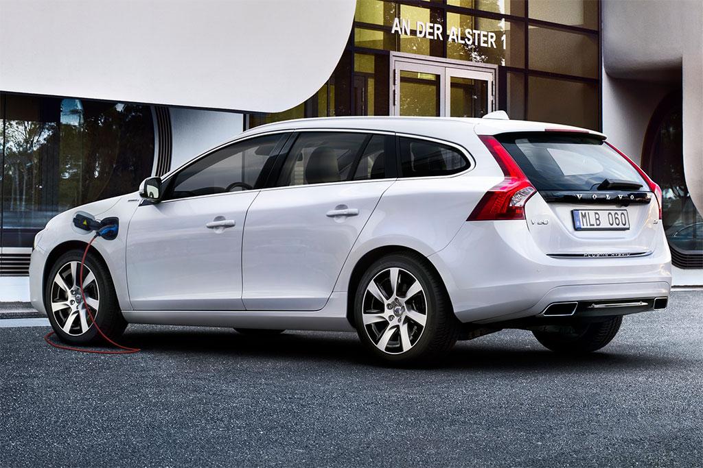 2014 Volvo V60 Photo 5 12965