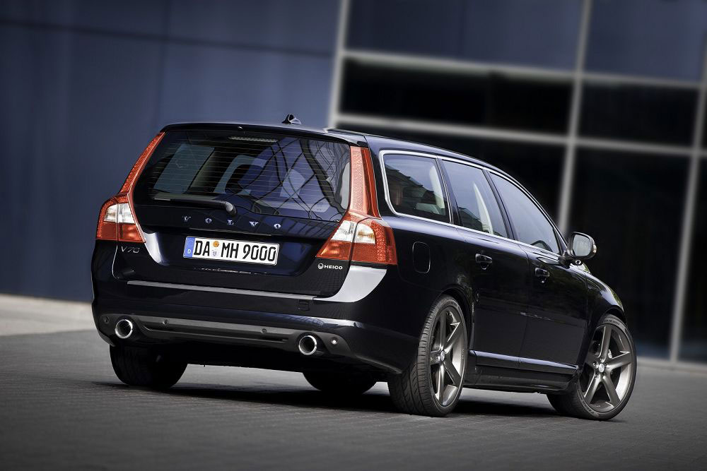 HEICO Volvo V70 T6 R Design Photo 6 8494
