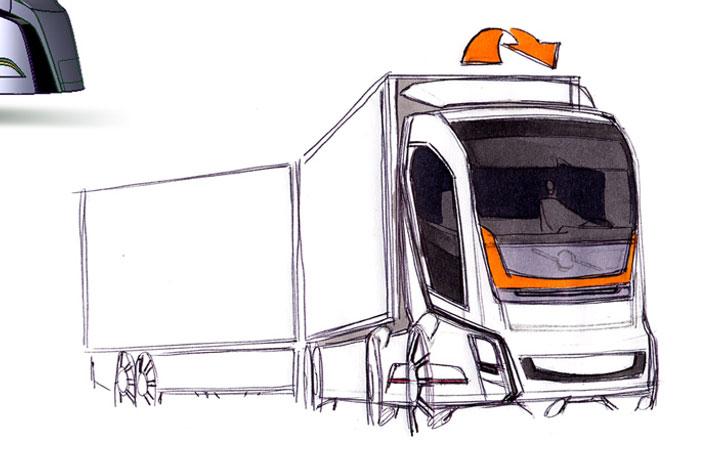 Volvo Concept Truck 2020 Photo 12 8299