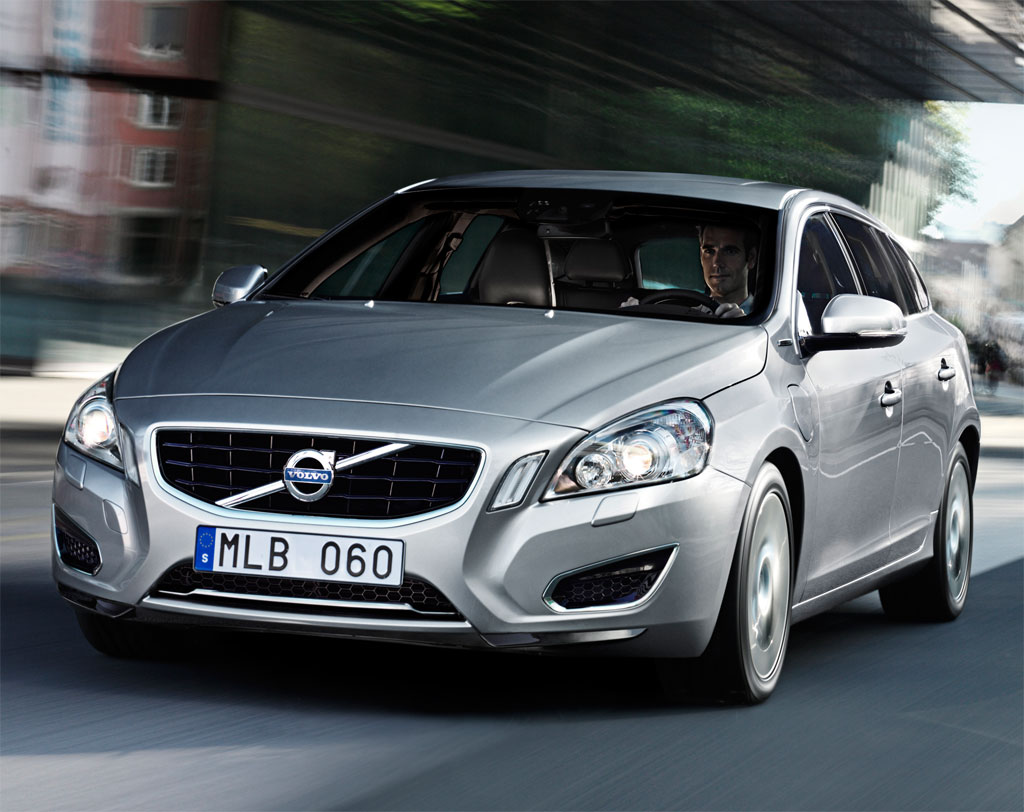 Volvo V60 Cross Country >> Volvo V60 Hybrid Photo 6 11931