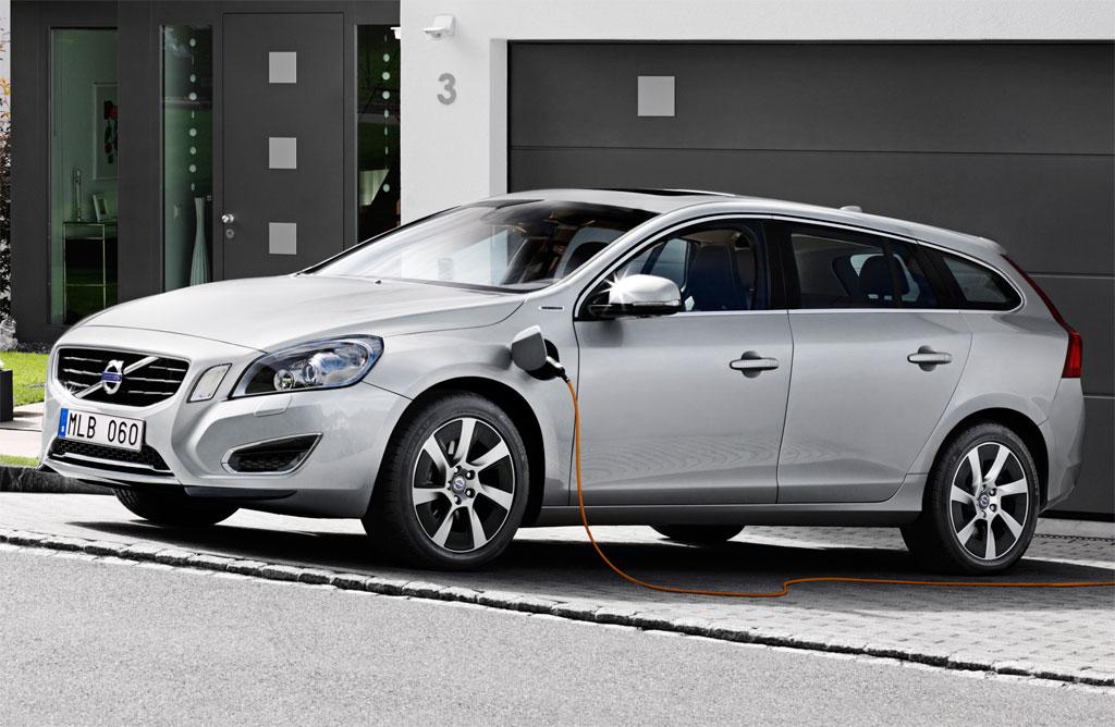 Volvo V60 Hybrid Photo 8 11931