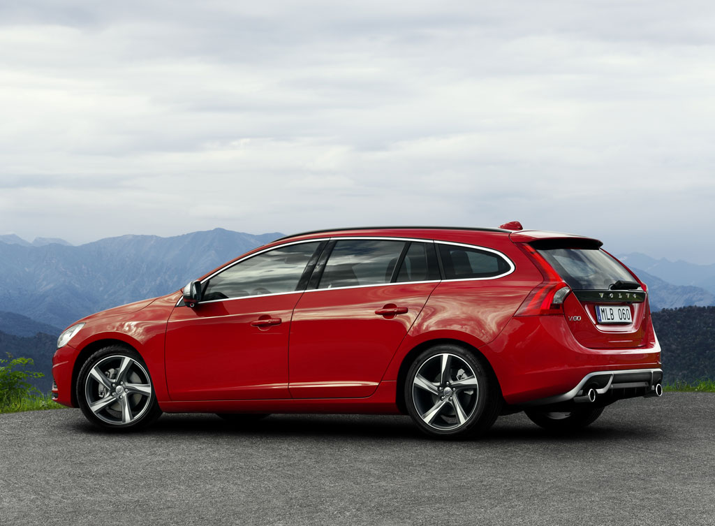 Volvo V60 R Design Photo 5 9640