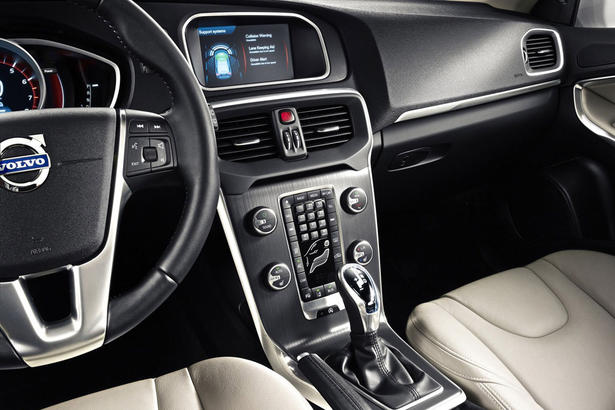 Volvo V60 Cross Country >> 2013 Volvo V40 Interior