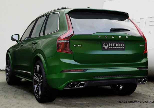 Heico 2015 Volvo Xc90 Body Kit HD Wallpapers Download free images and photos [musssic.tk]