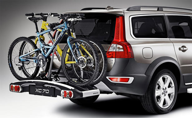 Volvo Bicycle And Surf Board Holder