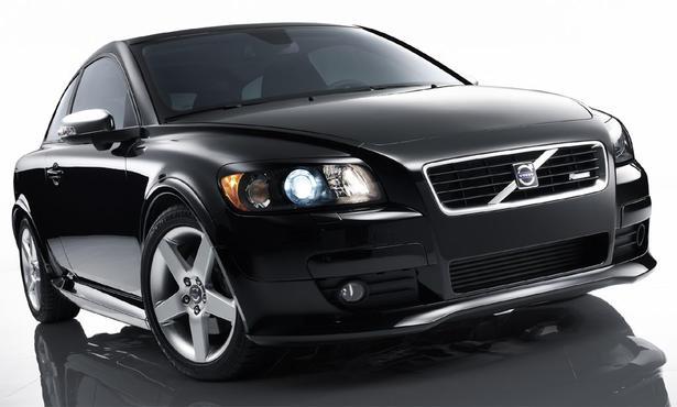 Volvo C30, S40 and V50 R design