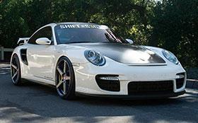Vorsteiner Porsche 911 GT2 Photos