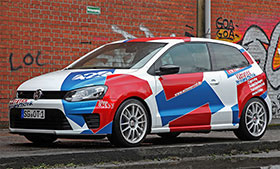 Volkswagen Polo R WRC Gets 420 hp Power Kit Photos