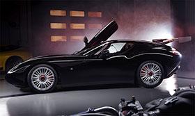 Zagato Maserati Mostro Photos