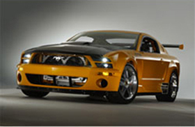 2007 Ford Shelby Cobra Gt500 By Svt
