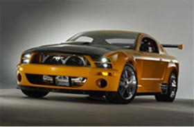 2007 Ford Shelby Cobra GT500 by SVT