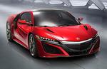 Acura NSX: Engine, Specs, Equipment