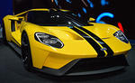 2016 Ford GT Takes The LA Auto Show By Storm