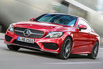 2016 Mercedes C Class Coupe