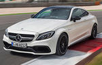 2016 Mercedes C63 AMG Coupe