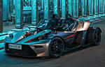 Wimmer RS KTM X Bow GT Revised For 2016