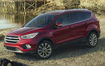 2017 Ford Escape: Specs, Equipment