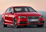Audi A3 S3 Sedan
