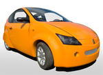Axon hatchback enters Automotive X Prize