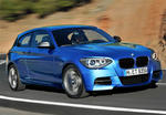 BMW 1 Series Hatchback Gets AWD