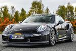 Edo Porsche 911 Turbo Blackburn Hits 62 mph in 2.7s