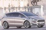 Ford S MAX Vignale Concept