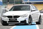 G Power BMW M3 M4 Power Kit