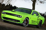 Dodge Challenger SRT Hellcat Now Available In Europe