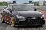 Audi TT RS Gets 750 hp Powerkit From HPerformance