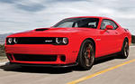 Dodge Challenger Hellcat by Hennessey