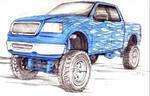 K Daddyz Kustoms Ford F 150